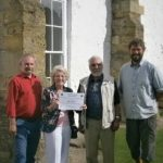 Mr and Mrs Piper Joint 2nd Prize Winners