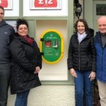 Easington Village Defibrillator